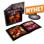 Produktbilde for Nights Of The Dead - Legacy Of The Beast, Live in Mexico City (2CD)