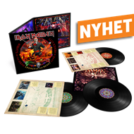 Produktbilde for Nights Of The Dead - Legacy Of The Beast, Live in Mexico City (VINYL - 3LP)