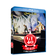 Produktbilde for Gyllene Tider - GT40 - Live At Ullevi 2019 (DK-import) (BLU-RAY)