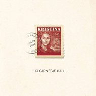 Produktbilde for Kristina - At Carnegie Hall (2CD)