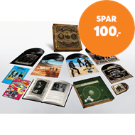 "Produktbilde for Ace Of Spades - 40th Anniversary Edition - Deluxe Box Set (7LP + 10"" + DVD + Bok + Memorabilia) (BOKS)"