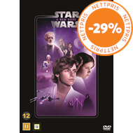 Produktbilde for Star Wars: Episode IV - A New Hope / Stjernekrigen (DVD)