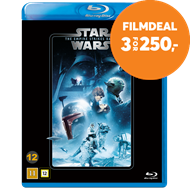 Produktbilde for Star Wars: Episode V - The Empire Strikes Back / Imperiet Slår Tilbake (BLU-RAY)