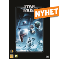 Produktbilde for Star Wars: Episode V - The Empire Strikes Back / Imperiet Slår Tilbake (DVD)