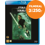 Produktbilde for Star Wars: Episode VI - Return Of The Jedi / Jedi-Ridderen Vender Tilbake (BLU-RAY)