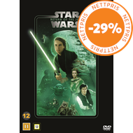 Produktbilde for Star Wars: Episode VI - Return Of The Jedi / Jedi-Ridderen Vender Tilbake (DVD)
