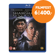 Produktbilde for The Shawshank Redemption (1994) / Frihetens Regn (BLU-RAY)