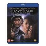 The Shawshank Redemption (1994) / Frihetens Regn (BLU-RAY)