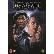 Produktbilde for The Shawshank Redemption (1994) / Frihetens Regn (DVD)