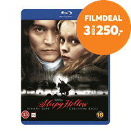 Produktbilde for Sleepy Hollow (1999) (BLU-RAY)