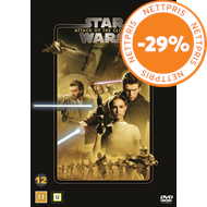 Produktbilde for Star Wars: Episode II - Attack Of The Clones / Klonene Angriper (DVD)