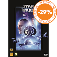 Produktbilde for Star Wars: Episode I - The Phantom Menace / Den Skjulte Trussel (DVD)