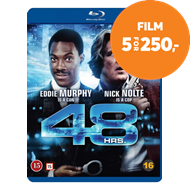 Produktbilde for 48 Hours (BLU-RAY)