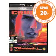 Produktbilde for Days Of Thunder (1990) (4K Ultra HD + Blu-ray)
