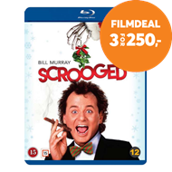 Produktbilde for Scrooged / Skrudd (BLU-RAY)