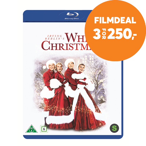 White Christmas (BLU-RAY)