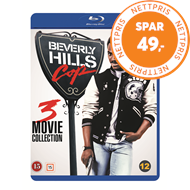 Produktbilde for Beverly Hills Cop 1-3 (BLU-RAY)