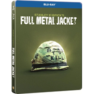 Produktbilde for Full Metal Jacket - Limited Steelbook Edition (BLU-RAY)