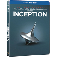 Produktbilde for Inception - Limited Steelbook Edition (BLU-RAY)