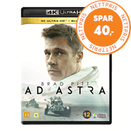 Produktbilde for Ad Astra (4K Ultra HD + Blu-ray)