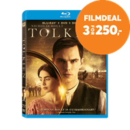 Produktbilde for Tolkien (BLU-RAY)
