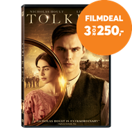 Produktbilde for Tolkien (DVD)
