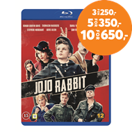 Produktbilde for Jojo Rabbit (BLU-RAY)