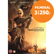 Produktbilde for Terminator 6 - Dark Fate (DVD)