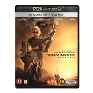 Produktbilde for Terminator 6 - Dark Fate (4K Ultra HD + Blu-ray)