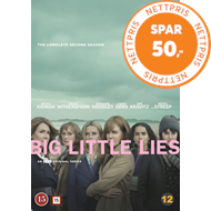 Produktbilde for Big Little Lies - Sesong 2 (DVD)