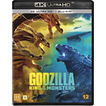 Godzilla - King Of The Monsters (4K Ultra HD + Blu-ray)