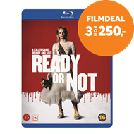 Produktbilde for Ready Or Not (BLU-RAY)