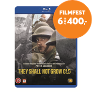 Produktbilde for They Shall Not Grow Old (BLU-RAY)