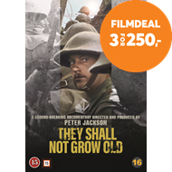 Produktbilde for They Shall Not Grow Old (DVD)