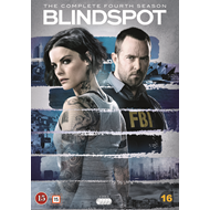 Produktbilde for Blindspot - Sesong 4 (DVD)