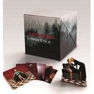 Produktbilde for Twin Peaks - Sesong 1-3 - From Z To A (BLU-RAY)