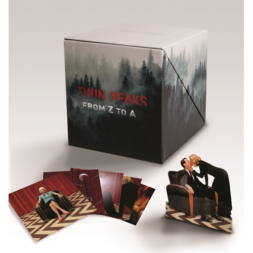 Twin Peaks - Sesong 1-3 - From Z To A (BLU-RAY)