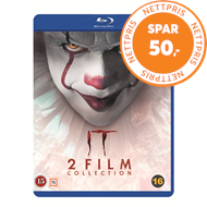 Produktbilde for It: Chapter 1-2 (BLU-RAY)
