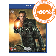 Produktbilde for Arrow - Sesong 7 (BLU-RAY)