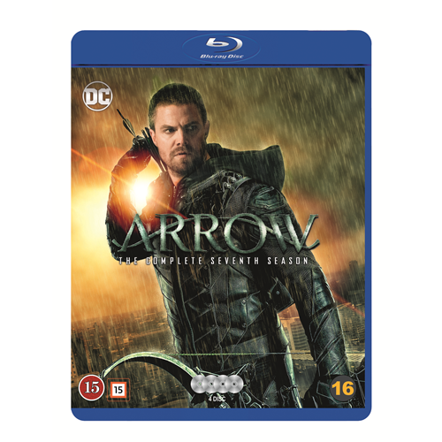 Arrow - Sesong 7 (BLU-RAY)