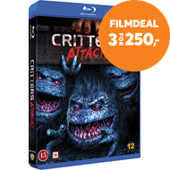 Produktbilde for Critters Attack! (BLU-RAY)
