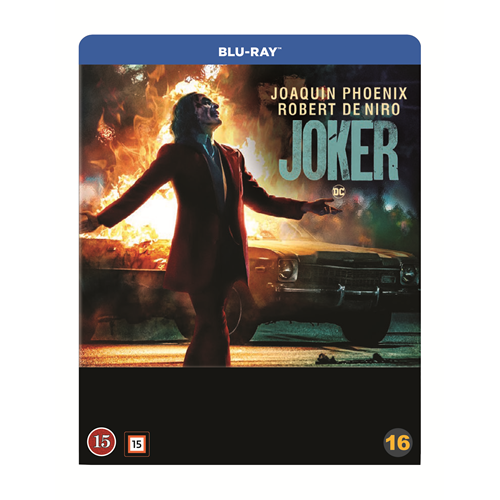 Joker (2019) - Limited Steelbook Edition (BLU-RAY)