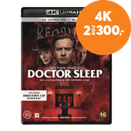 Produktbilde for Doctor Sleep (4K Ultra HD + Blu-ray)