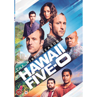 Produktbilde for Hawaii Five-O - Sesong 9 (DVD)