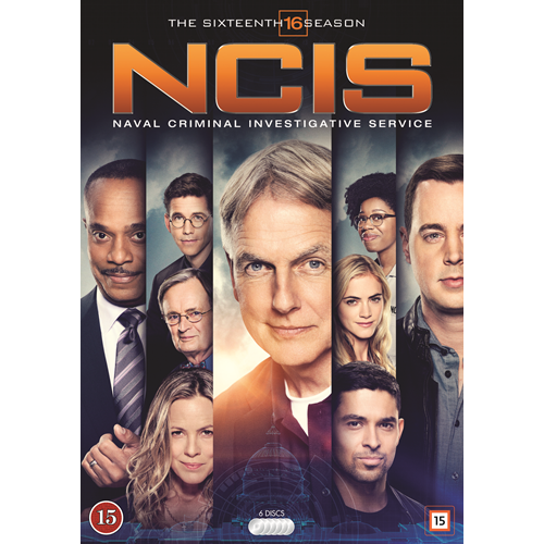 NCIS - Naval Criminal Investigative Service - Sesong 16 (DVD)