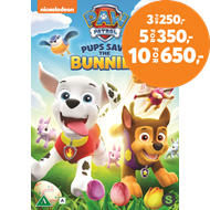 Produktbilde for Paw Patrol - Pups Save The Bunnies (DVD)