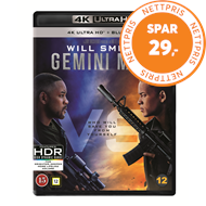 Produktbilde for Gemini Man (4K Ultra HD + Blu-ray)
