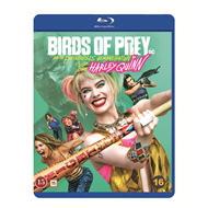Produktbilde for Birds of Prey: And the Fantabulous Emancipation of One Harley Quinn (BLU-RAY)