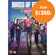 Produktbilde for Birds of Prey: And the Fantabulous Emancipation of One Harley Quinn (DVD)