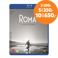 Produktbilde for Roma (2018) - The Criterion Collection (BLU-RAY)